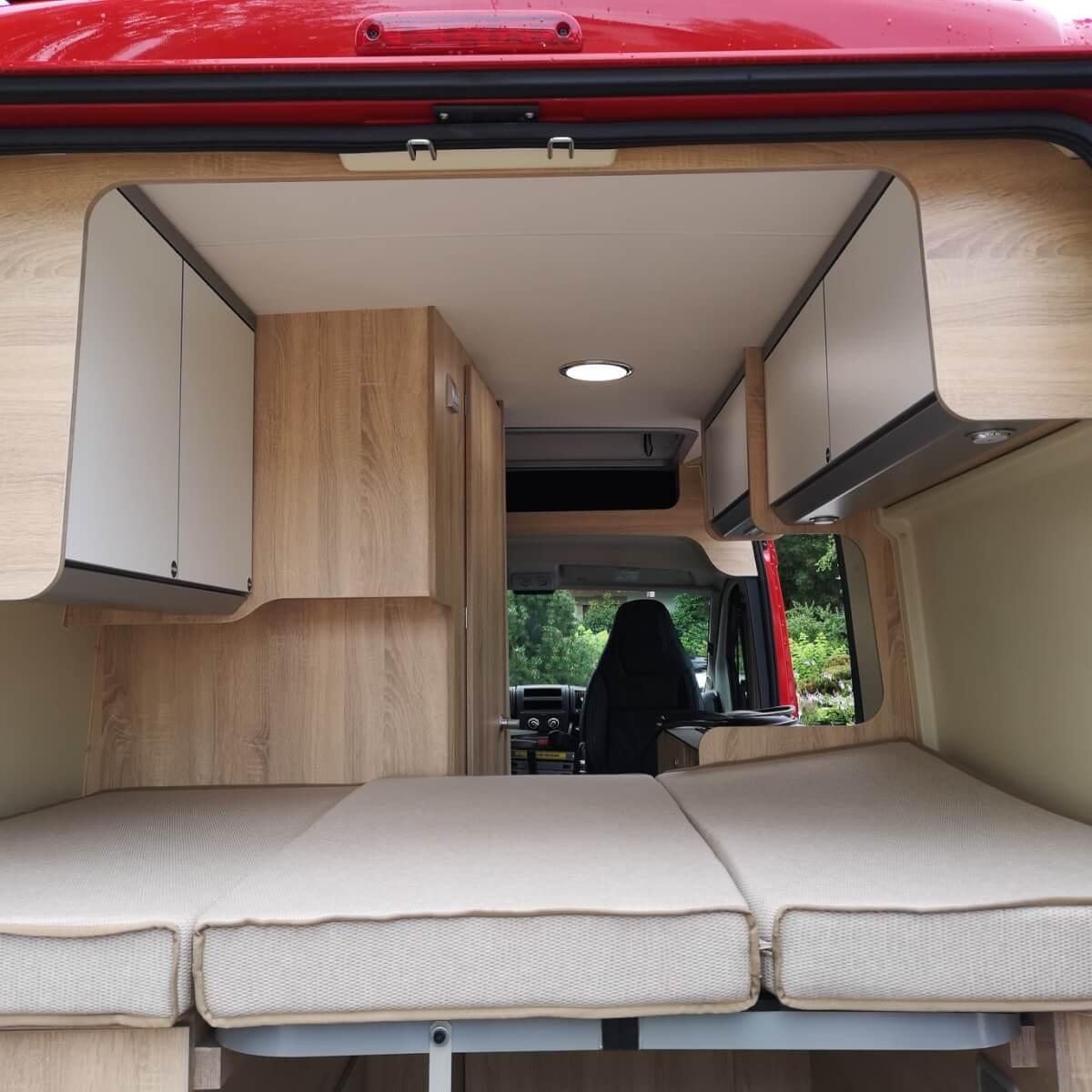 Clever Tour 9  Clever Vans 9 - Sondermodell jetzt konfigurieren