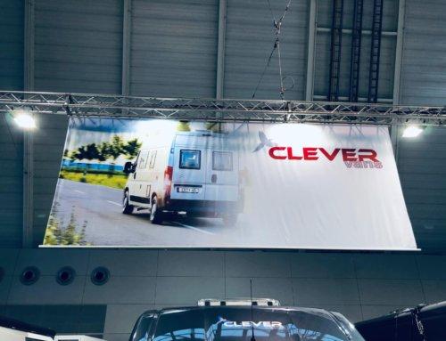 Caravan Salon Düsseldorf vom 31.08. – 08.09.2019